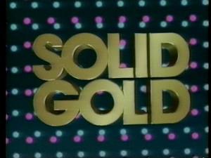 Solid ゴールド