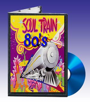 Soul Train '80's DVD