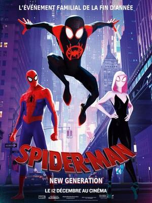 buibui Man Into the Spider-Verse