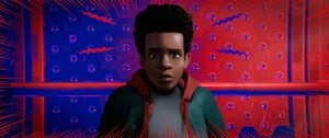 araña Man Into the Spider-Verse