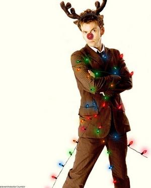 Tenth Doctor/David (lol!)