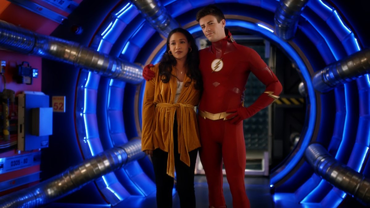 """The Flash 5.10 """"The Flash and The Furious"""" Promotional Images ⚡️"""