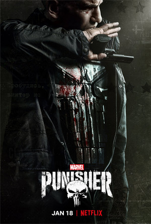 The Punisher - Season 2 Poster