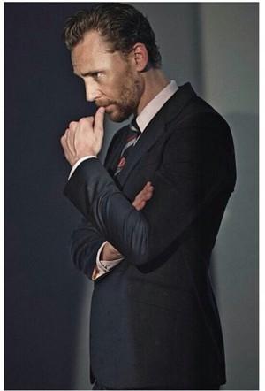 Tom Hiddleston in Style Magazine Italia (November 1, 2017)