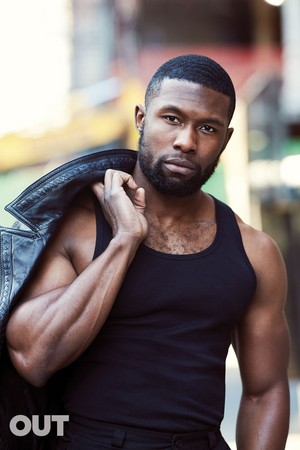 Trevante Rhodes - Out Photoshoot - 2017