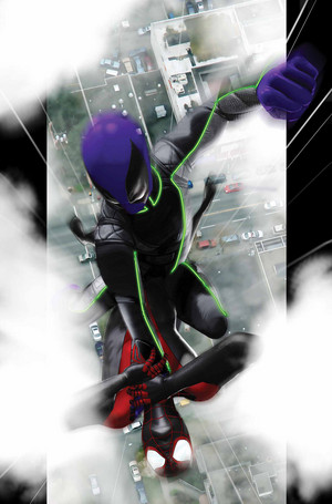 Ultimate Comics con nhện, nhện Man Vol 2 10