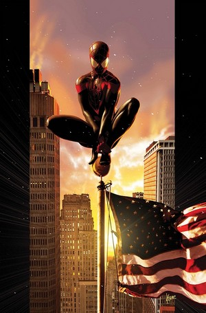 Ultimate Comics паук Man Vol 2 7