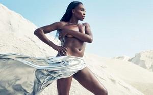 Venus Williams - ESPN The Magazine: Body 2014 - Issue July 21, 2014