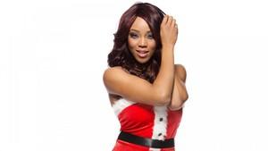 wwe Festive Christmas Divas