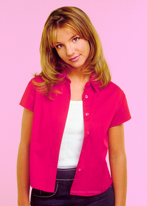 YOUNG BRITNEY SPEARS ZAMAN OLD