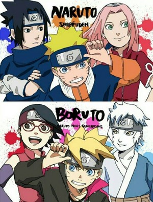 new and old team 7