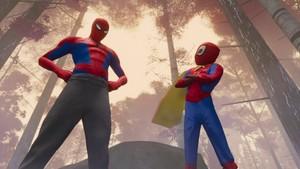 araña Man Into The araña Verse