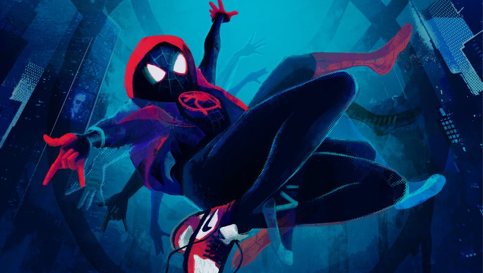Miles Morales Images Spider Man Into The Spider Verse Hd Wallpaper