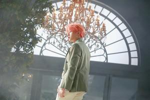 'All Night' MV behind - Jinjin
