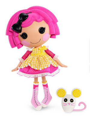 Lalaloopsy Crumbs Sugar Cookie