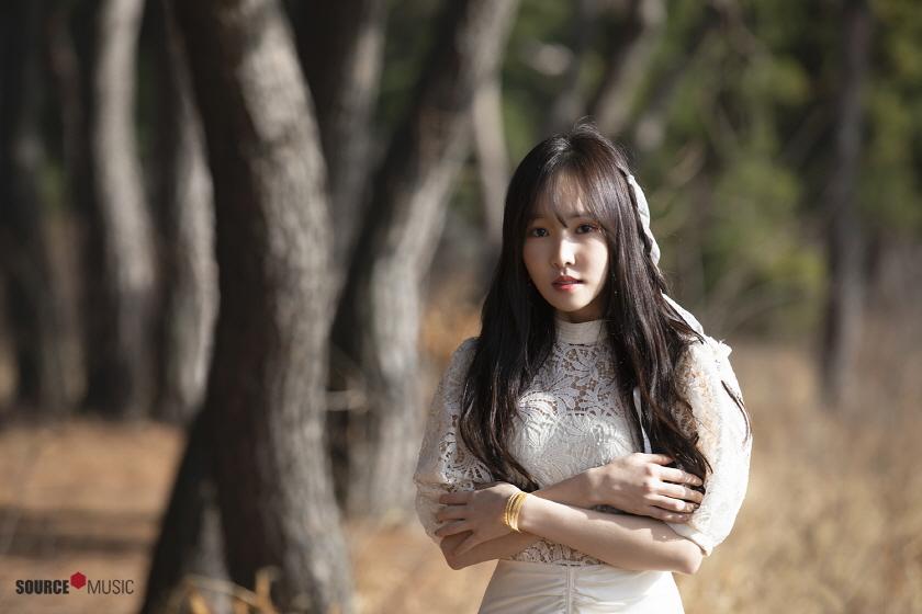 'Sunrise' MV behind - Yuju