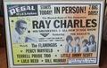 Vintage konzert Tour Poster