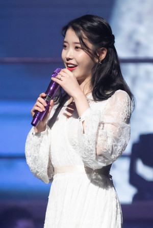 190105 IU 10th Anniversary 'DLWLRMA' Curtain Call Concert in Jeju