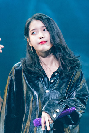 190105 IU's 10th Anniversary 'DLWLRMA' Curtain Call コンサート in Jeju