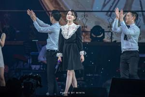 190105 IU's 10th Anniversary 'DLWLRMA' Curtain Call Concert in Jeju