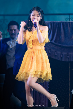 190105 IU's 10th Anniversary 'DLWLRMA' Curtain Call buổi hòa nhạc in Jeju