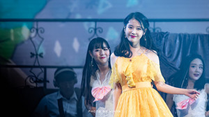 190105 IU's 10th Anniversary 'DLWLRMA' Curtain Call konsert in Jeju