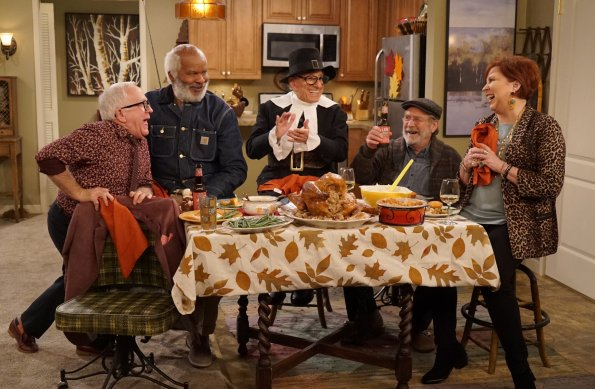 """1x07 ~ """"Thanksgiving at Murray's"""""""