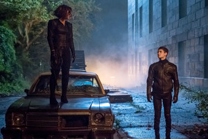 5x03 - Penguin, Our Hero - Selina and Bruce