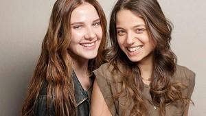 Alina Boz and Leyla Tanlar