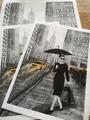 Audrey Hepburn in NYC - audrey-hepburn fan art