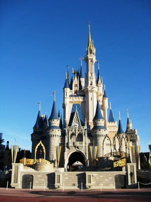 신데렐라 성 (Magic Kingdom)