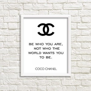 Coco Chanel Inspiration 🖤