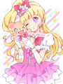 Cure Miracle - pretty-cure fan art