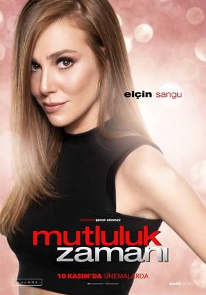 Elcin Sangu Promotional Poster