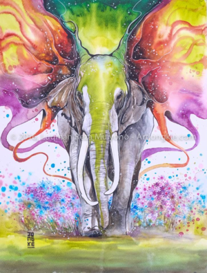 olifant Artwork