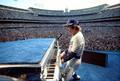 Elton John concierto Dodger Stadium 1975