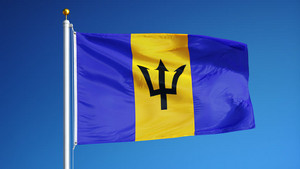 Flag Of Barbados