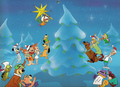 Hanna-Barber Christmas - hanna-barbera photo