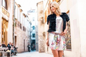 Jelena Rozga for Liu Jo [Spring 2015 Campaign]