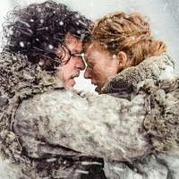 Jon and Ygritte icones
