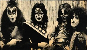 Kiss (NYC) March 20, 1975
