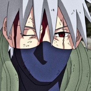Kakashi and Gaï - Kakashi Fan Art (36498292) - Fanpop