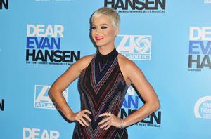 Katy Perry Dear Evan Hansen billboard 1548