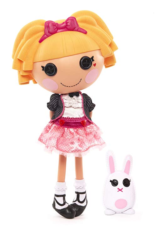 Lalaloopsy Misty Mysterious