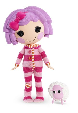 Lalaloopsy bantal Featherbed