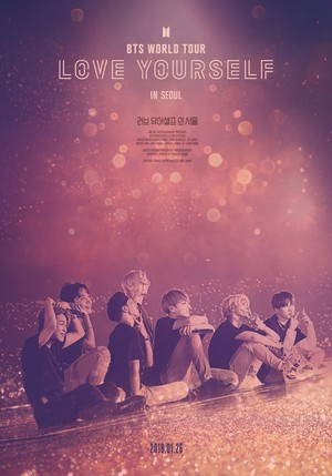 प्यार Yourself Seoul Poster