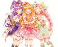 MahouTsukai Precure - pretty-cure fan art
