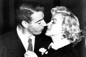 Marilyn And Joe DiMaggio's Wedding In 1954