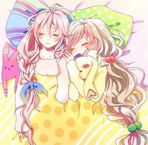 Mayu & IA ~ Vocaloid