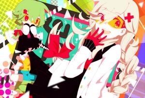 Mayu & Gumi ~ Vocaloid